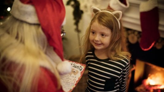 Why My Child Won't Be Sitting On Santa's Lap This Year