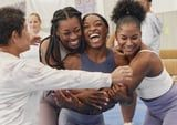 Simone Biles's Friends and Family Take Center Stage in This Sweet New Athleta Video