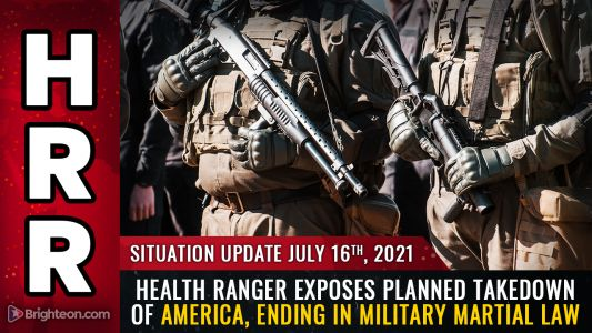 Health Ranger exposes planned takedown of America, ending in martial law, halted elections and Holocaust-level mass extermination via spike protein injections
