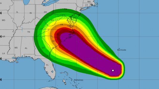 What happens when Hurricane Florence strikes? See this detailed analysis, threat assessment and preparedness video from Adams