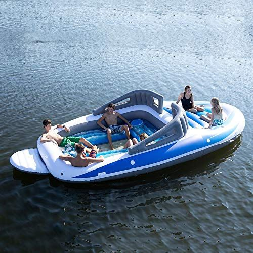 This Inflatable Speedboat Is Currently On Sale For 30% Off