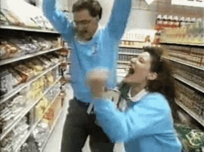 Netflix Releases Old-School Episodes Of 'Supermarket Sweep'