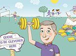 Leading neurosurgeon's simple workouts for your little grey cells