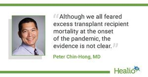Q&A: Reduced efficacy of COVID-19 vaccines in transplant recipients
