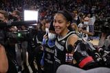All You'll Feel Is Love Watching Candace Parker Embrace Her Daughter After Chicago Sky's 2021 WNBA Finals Win