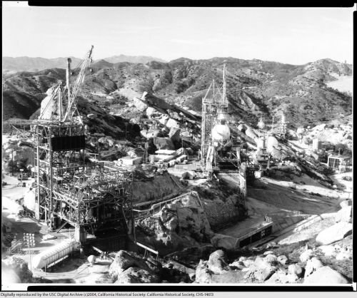 The Partial Nuclear Meltdown in Los Angeles You Never Heard Of-Rocketdyne