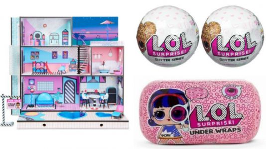 'LOL Surprise!' Gifts That Your Kid Will LOVE