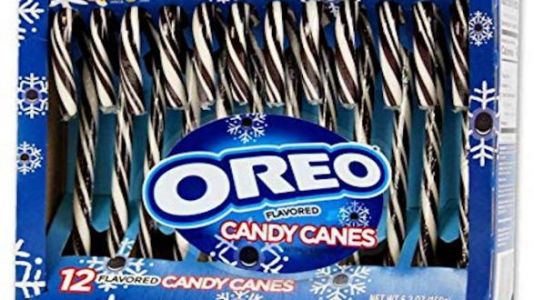 Oreo Candy Canes Are Here And Let's Be Honest, We'll Eat Them
