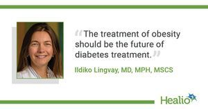 Weight loss of 15% should be primary goal for most people with type 2 diabetes