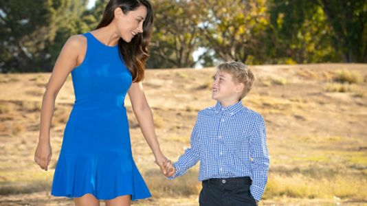 As A Single Mom, This Is Why I'm Worried About My Son