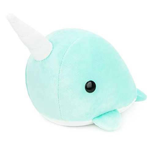 11 Best Narwhal Stuffed Animals For All The Magical Cuddles