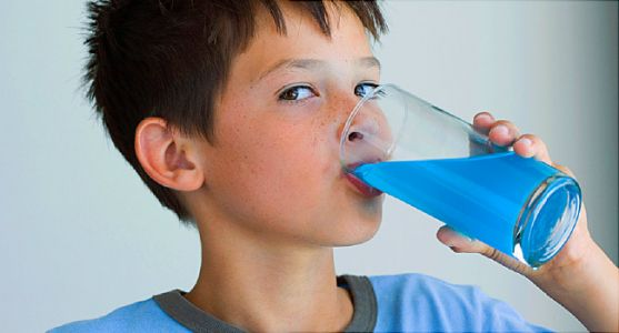 Sweetened Drinks Still Top Sellers to Kids