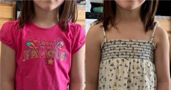 5-Year-Old Sent Home In Different Outfit After School Asks Her To 'Cover Her Body'