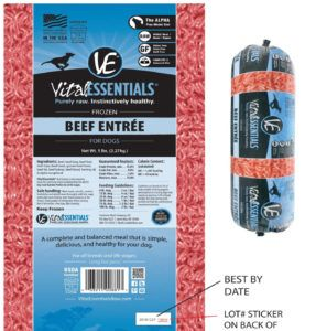 FDA Salmonella finding prompts recall of three raw dog foods
