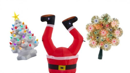 Retro Decorations That Are Giving Us Holiday LIFE