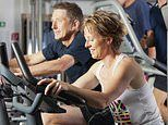 Exercise bikes in the office could slash risk of heart disease, study finds