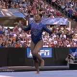 This Gymnast's Dance Moves Deserve All the Perfect 10s in the World