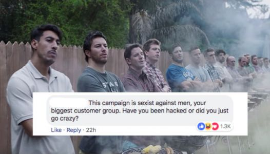 Men Are Pissed About That Amazing Gillette Ad, Because Of Course