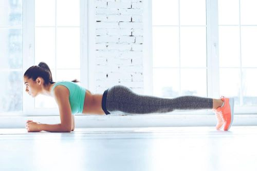 5 Surprising Health and Fitness Benefits of Doing Planks