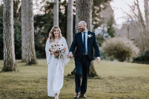 'We planned our wedding in 36 hours after my husband was told he had cancer'