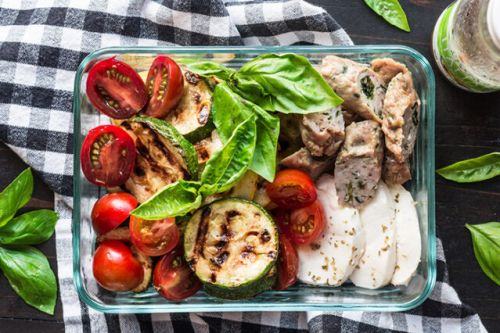5 Bento Box Lunch Ideas for Adults with Recipes