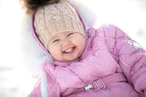How To Make The Most Of Baby's First Snow