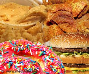 High Fat Diet Linked to Unfavorable Changes in Gut Bacteria