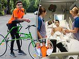Teenage who suffered two strokes at just 12 is on track to compete at the2024 Paralympic games