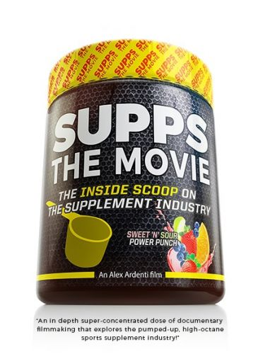 Alex Ardenti on his film SUPPS: The Movie