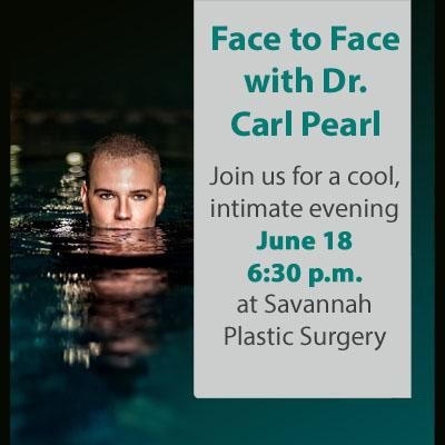 Face to Face with Dr. Carl Pearl