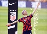 8 Fun Facts About Megan Rapinoe, Who's Back and Ready to Lead the USWNT to Olympic Gold