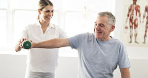 REHAB-HF: Rehabilitation program improves physical function in older adults with HF