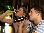 240% spike in young adults dying of alcohol-related liver disease