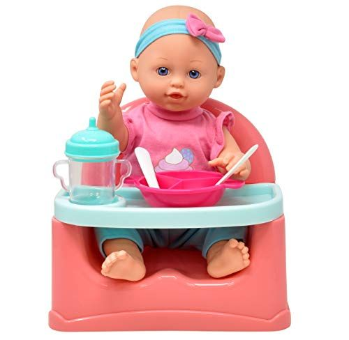 The Best Baby Doll High Chairs For Play Lunch
