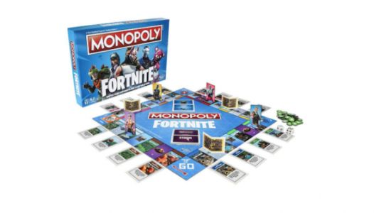 Parents Of Tweens And Teens, Rejoice: Fortnite Monopoly Has Arrived