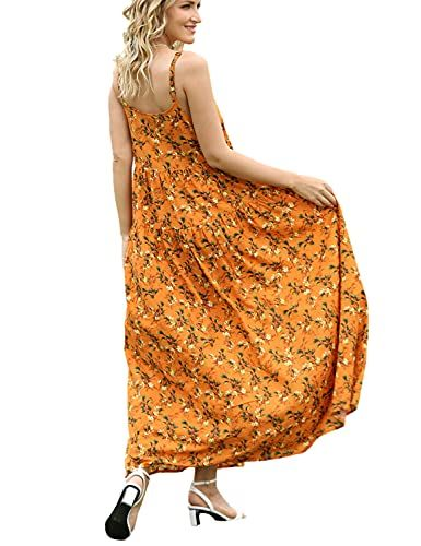 """I Bought This """"Vintage"""" Sun Dress While Thrifting - Turns Out It's On Amazon For Less Than $30"""