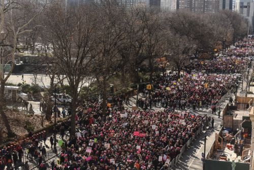 Scenes From Today's Women's March Will Remind You How Strong We Are Together