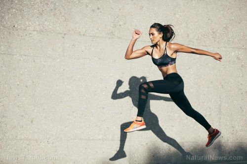 Can the flavonoid quercetin improve athletic performance?