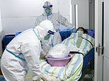 Doctors battling Wuhan coronavirus outbreak are wearing NAPPIES as there's no time for toilet breaks