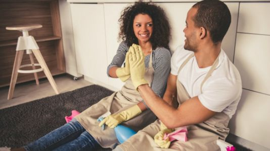Stay-At-Home Moms Are Still Equal Partners