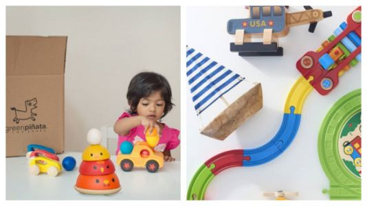Why Toy Sharing Programs Could Be The Next Big Thing