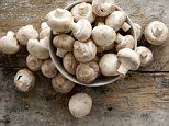 Eating a serving of button mushrooms a day could prevent diabetes: Fungi improves glucose control