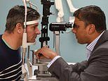 Medical breakthrough as lawyer, 49, is the first person in the UK to have 'miracle' cataract surgery