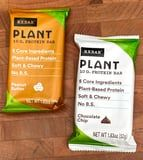 I Tried RXBar's New Plant Protein Bars, and the Peanut Butter Tastes Like Reese's Filling!