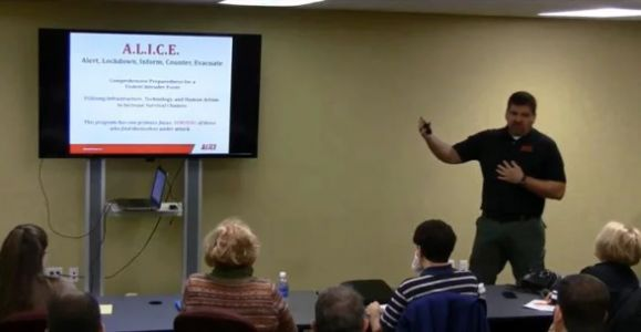 ALICE: This Training Program Could Save Your Child's Life During An Active Shooter Situation
