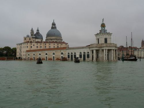 Heartbreaking Photos Show Venice Underwater After Massive Flood