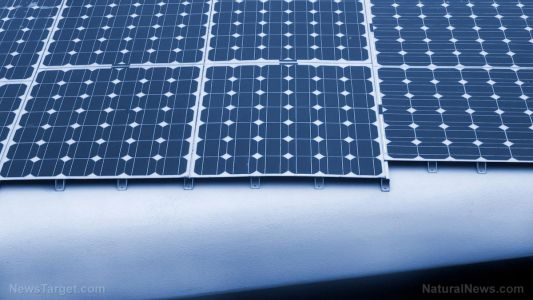 New floating PV panels can generate up to 10 percent of U.S. electricity needs