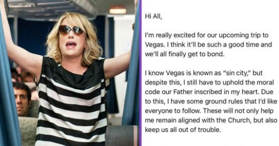 Bridesmaidzilla Shows Up To Vegas Bachelorette Party With List Of Rules