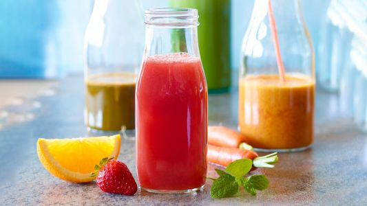 Cleanse Your Body of Toxins with this Super Easy 3-Day Juice Fast