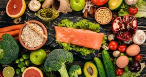 Healthy eating patterns improve CVD risk markers in children with overweight